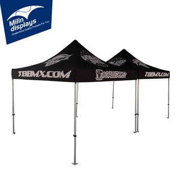 sc 1 st  Alibaba & 10x10 tent pop up tents 40mm hexagon frame custom folding event tent