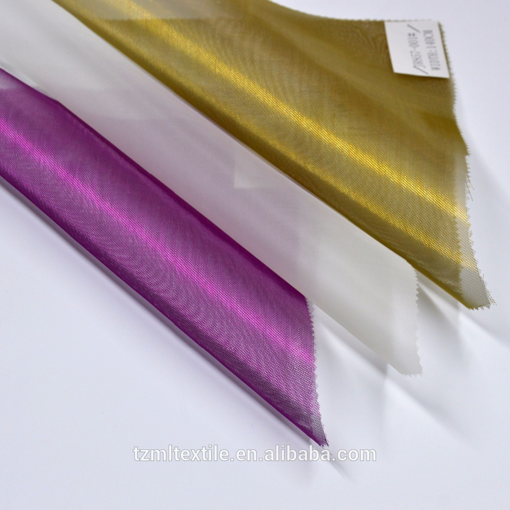 Customized color spider 1000m/color polyester mesh fabric,mesh fabric for pen bag