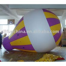 Inflatable PVC helium promotional balloon/ PVC advertising balloon/cube/sphere/event ball