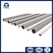 100w poly silicon solar pannel street lighting pole 4m price 6m hot dip galvanized steel pole