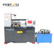 High speed Hydraulic solid bar automatic thread rolling machine with thread roller