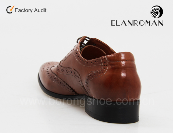 shoes men New leather Genuine shoes brogues style YwY1fqFT