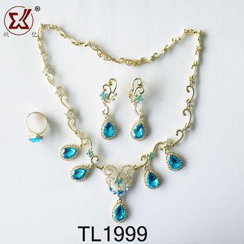 imitation jewellery in dubai zircon jewelry tassle necklace buy