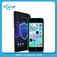 Anti-Scratch Screen Protector With Retail Package For iPhone, For iPod Touch 5 Tempered Glass Screen Protector