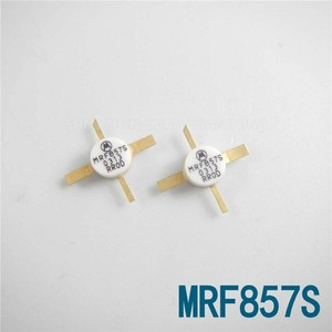 NEW High frequency transistor MRF857S