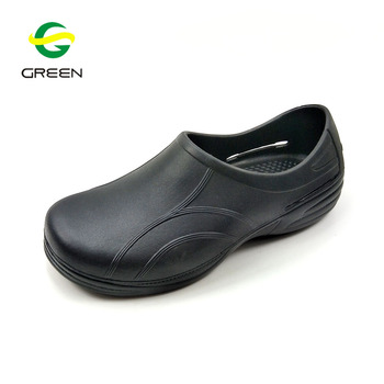 greenshoe breathable eva garden clog for mens safe shoes - Mens Garden Shoes