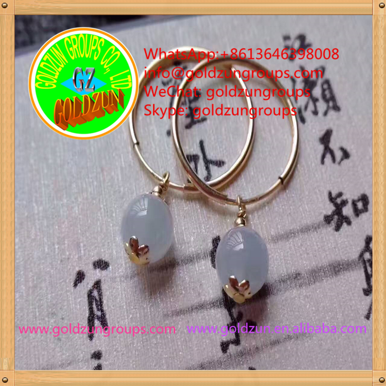 s925 earring Wholesale fashion freshwater pearl pendant hotwife anklet