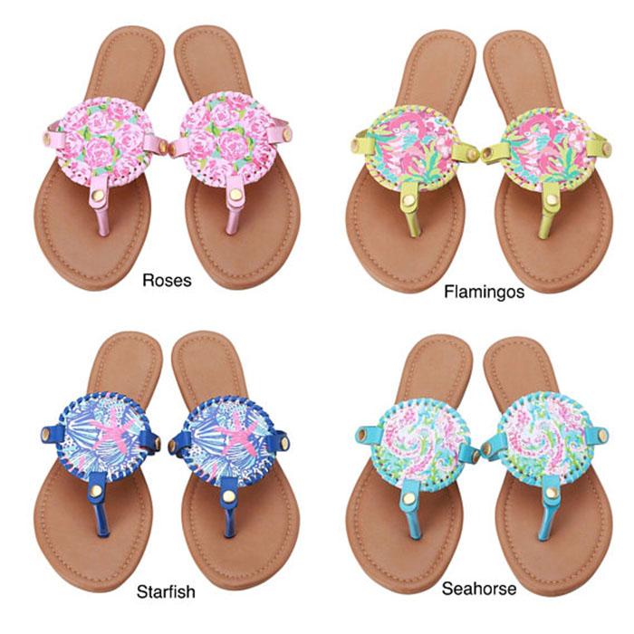 529d1bd7c6917a Lilly Discs Sandals