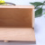 natural design print birch bark soft wood storage box for tea packing