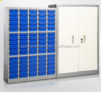 Modern New Workshop Small Parts Storage Cabinet U0026 Plastic Parts Organizer