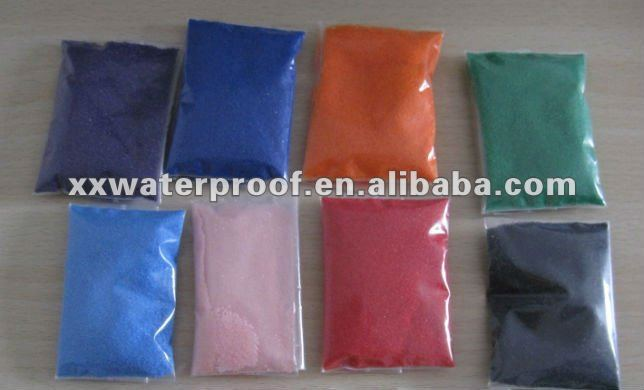 use of silica sand artificial sand