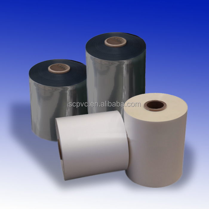 hard PP packing plastic film Lidding Films for tray and cup packaging