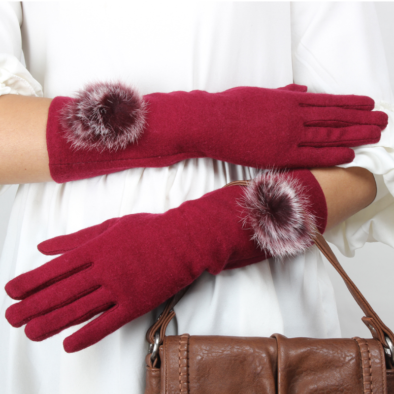 new stylish half finger long gloves fashion glove