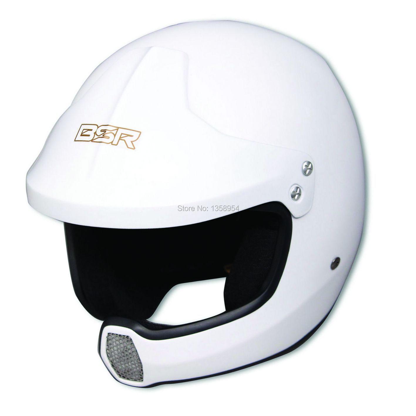 Wholesale: Snell SAH2010 Open Face Fiberglass Auto Racing