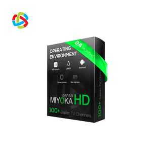 MIYOKA HD Japanese HD iptv The most stable iptv server 1 year iptv subscription back H.265 definition