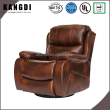 Modern Adjustable Electric Leather Cinema Chair Recliner Sofa