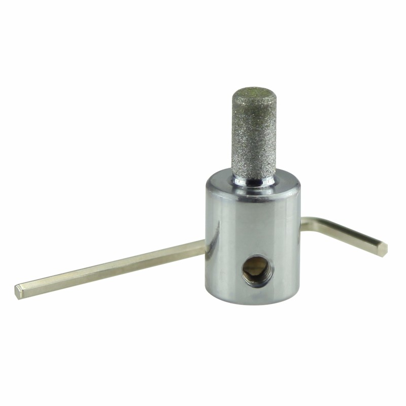 MGB14 Chromeplated Diamond Grinder Bits For Hard Texture Material