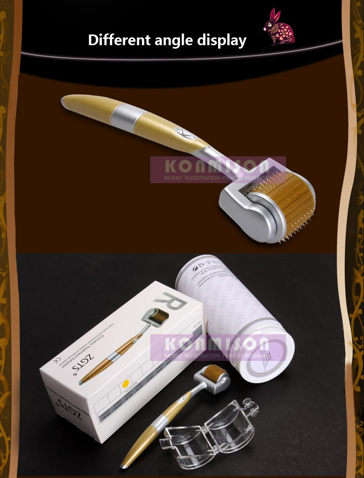 ce and rohs certificate derma roller