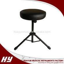 Musical instrument accessories portable folding drum stool
