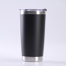 Stainless Steel Tumbler 20OZ Cups Insulated Travel Mug