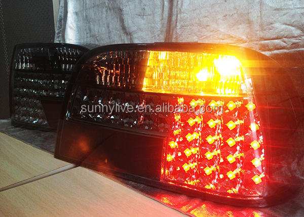 For Bmw E38 728 730 735 740 750 Led Tail Lights 1995-2002 Year ...