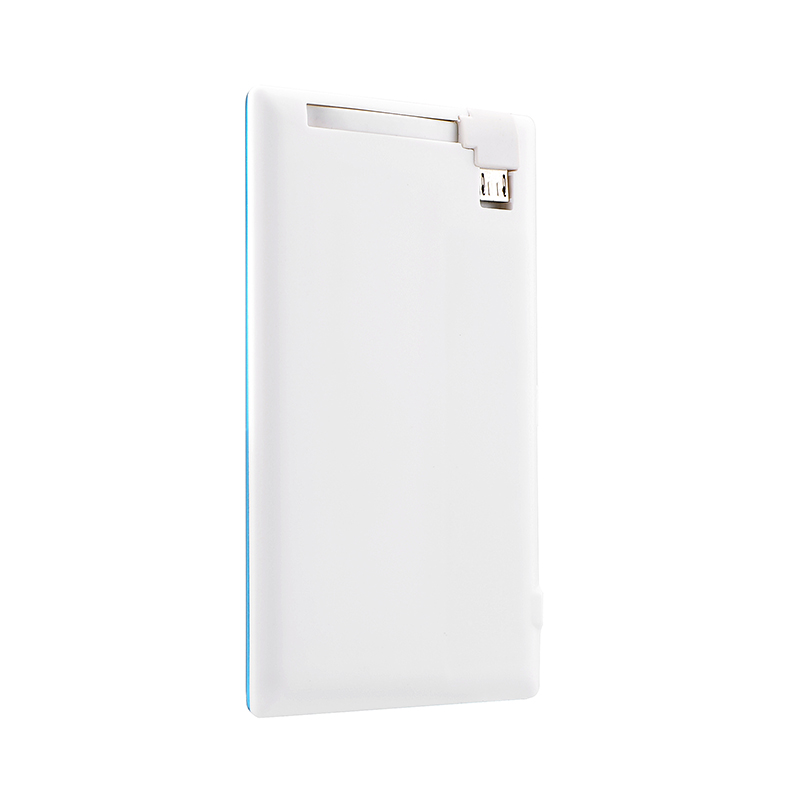 Newest Products 2015 Gift Super Slim Credict Card Portable power bank battery