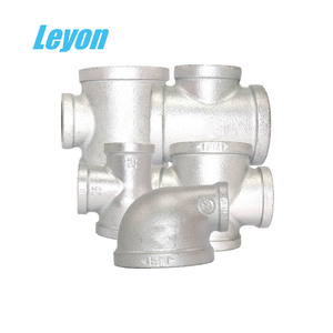 Ductile Iron Banded Reducing Elbow Pipe Fittings Chart