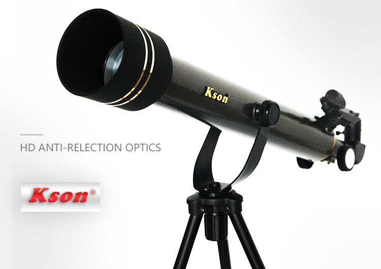 Definisi tinggi red dot finderscope alat optik 50mm 50600 refraktor