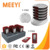 Meeyi Smart Wireless Restaurant Table Call Waiter Paging System Long Range Receiver Pager