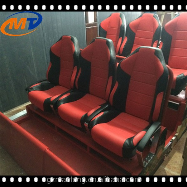 Home theater music system 5d simulator 6DOF motion platform cinema chair 3d 4d 5d 6d 7d 9d xd cinema for sale