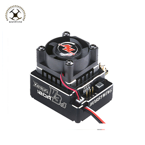 Hobbywing XERUN 120A V3.1 Sersored brushless ESC BLUE Brushless Electronic Speed Controller