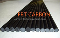 CFRP product pultrusion solid rc plane carbon fiber rod made in China