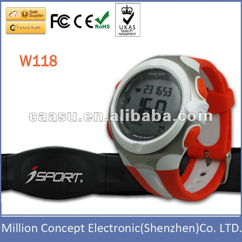 Hot Wristband Calorie Heart Rate Monitor Watch