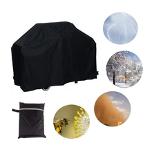 350g 600D oxford stof met <span class=keywords><strong>PVC</strong></span> coating waterdicht stofdicht <span class=keywords><strong>BBQ</strong></span> cover barbecue grill cover