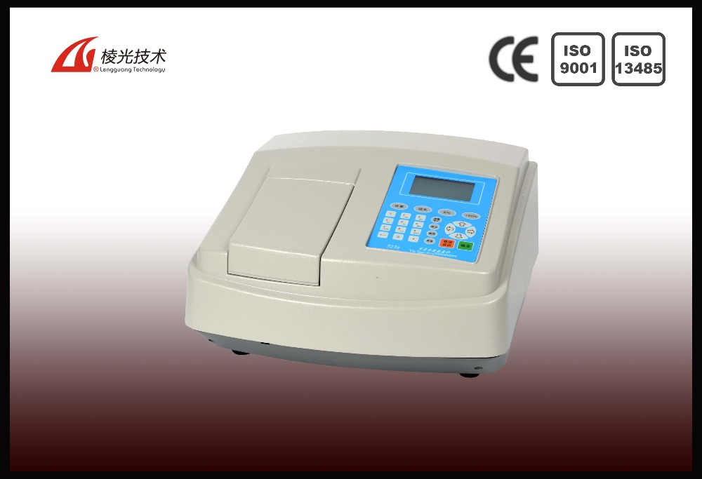 single beam visible spectrophotometer labratory equipment 723S