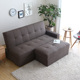 New Style Sleeper Couch Fabric Sofa Bed Spain with drawer