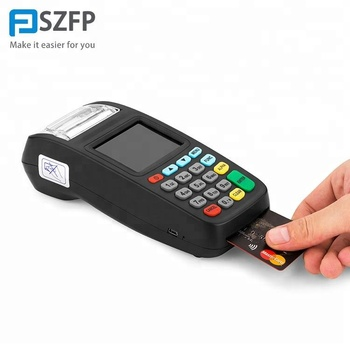 Barcode payment portable mobile handheld WCDMA pos