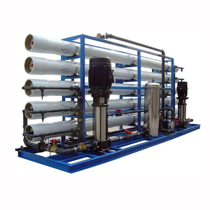 Customized reverse osmosis pure di water treatment plant industrial filter Equipment