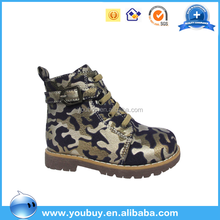 Kids Designer Brand Army Flat Shoes Kids,Boots Military Design Shoes