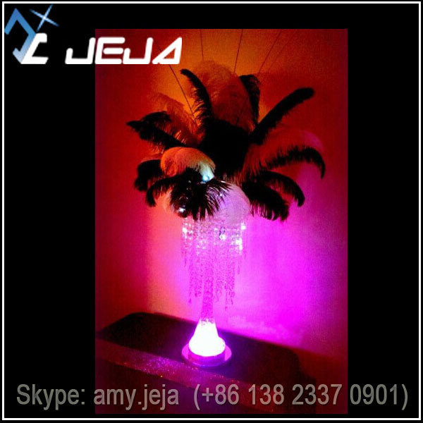 Super bright 6 inch rental remote control outdoor or indoor deco lights 16 color changing led vase base light for party