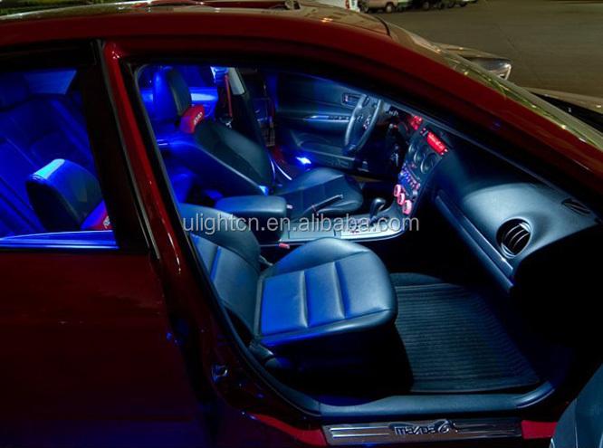 Wholesale Cheap Car Interior Led Lights 12smd 3528 Multicolor ...