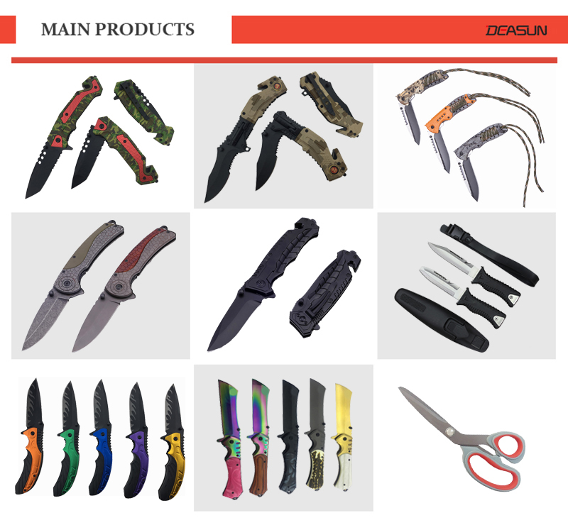 Military knife survival combat knife factories knives survival knife outdoor