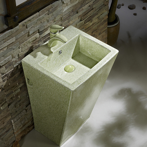 Green Pedestal Sink, Green Pedestal Sink Suppliers And Manufacturers At  Alibaba.com