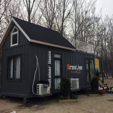 Factory supply shipping container house designs picture factory