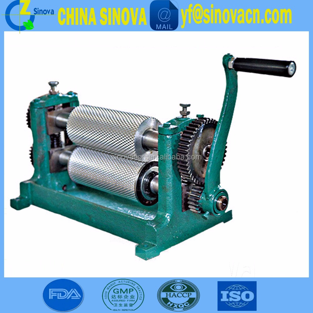 hot sale manual beeswax foundation sheet embossing machine price
