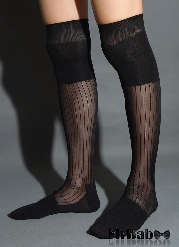 Mens Nylon Socks 33