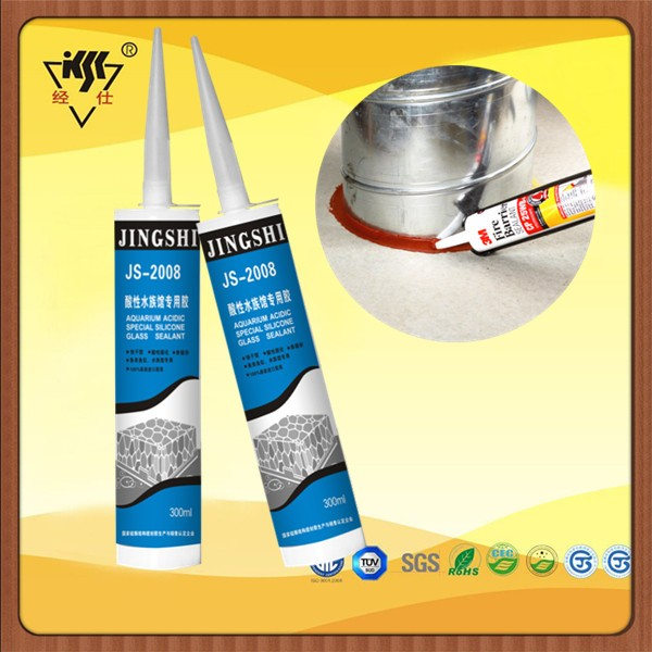 24 Months Expiration HVAC Duct Work Sealing Duct Joints Mastic Silicone Sealant