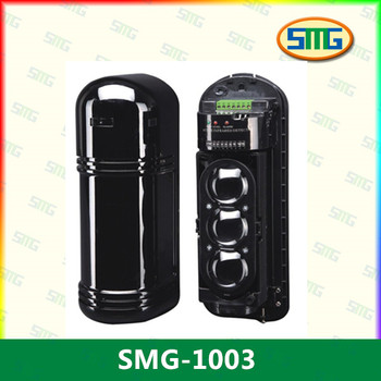 Smg-1003 3 Beams Active Infrared Beam Motion Detector,Active ...