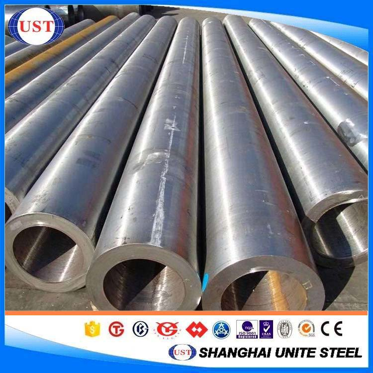8620/21NiCrMo2/SNCM220/805M20/20CrNiMoA alloy pipe with Q + T, OD: 25-1100mm; WT: 2-180mm, Small MOQ available