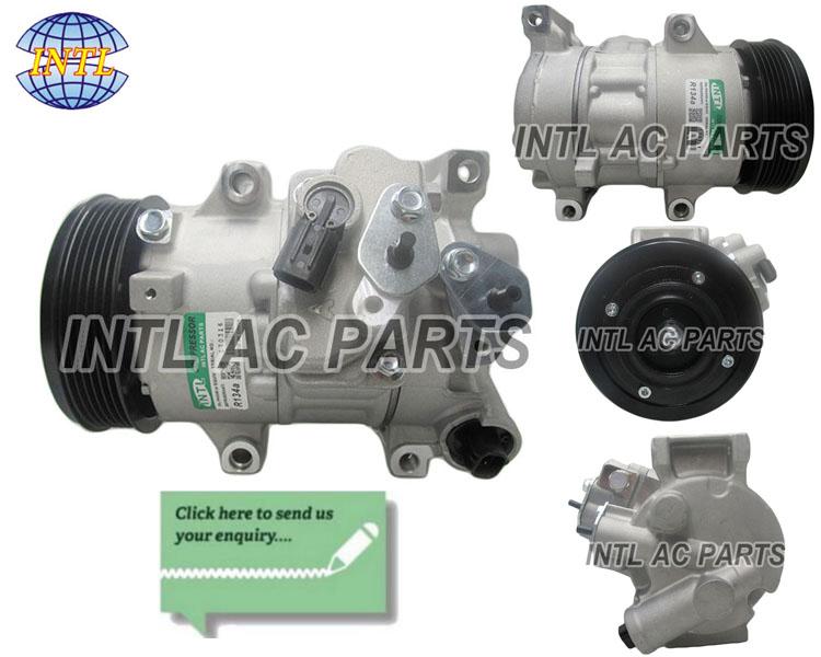 For Toyota Corolla/Matrix 1.8L TSE14C CG447280-9060 682-50443 616043026916 Air Con Compressor